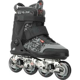 ケーツー K2 メンズ インラインスケート IL CAPO アイエル キャポ ブラック/シルバー I150202201