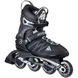 ケーツー K2 メンズ インラインスケート F.I.T 80 エフアイティー 80 ブラック/シルバー I160200301