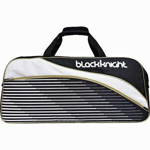 ブラックナイト Black knight バドミントン ラケットバッグ640J ブラック BG-640J BLA