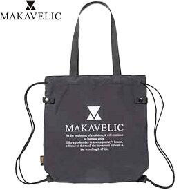 マキャベリック MAKAVELIC イーベントナップサックトート eVent Knapsack Tote ネイビー 3120-10203
