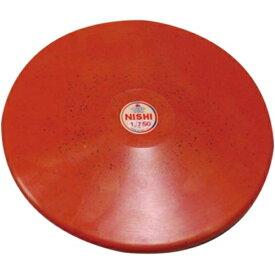 ニシスポーツ NISHI 円盤 練習用 ゴム製 1.75kg NT5308B