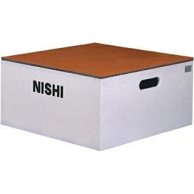 ニシスポーツ NISHI プライオボックス II 30cm T6904A