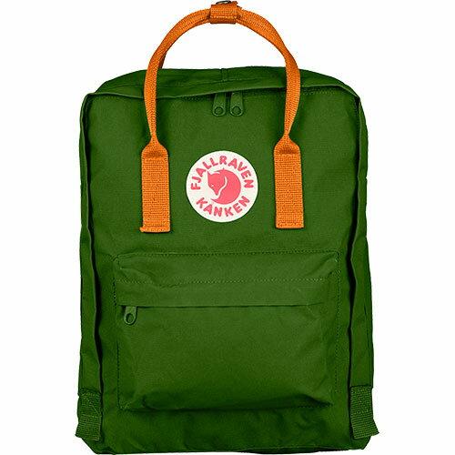 フェールラーベン FJALL RAVEN カンケン バッグ Kanken 615-212-Leaf-Green/Burnt-Orange 23510