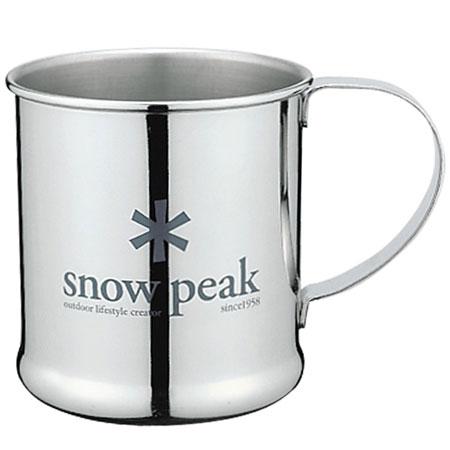 スノーピーク snowpeak ステンレスマグカップ E-010R