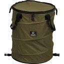 【20日限定■会員別ポイントUP】クイックキャンプ QUICKCAMP アウトドア キャンプ トラッシュボックス カーキ ポップ…