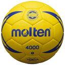 モルテン molten ヌエバ×4000 イエロー 1号 検定球 H1×4000 【 ハンドボール ボールサイズ1号 】