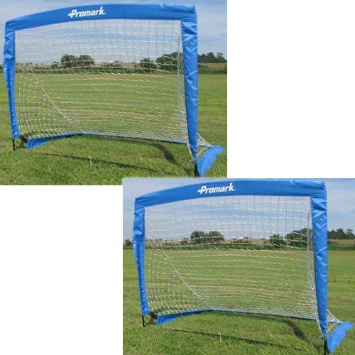 プロマーク Promark ミニサッカーゴール 2個セット SG-0013