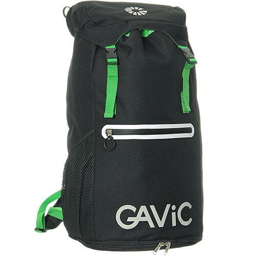 ガビック GAVIC ジュニアバックパック BLK/GR GG0213