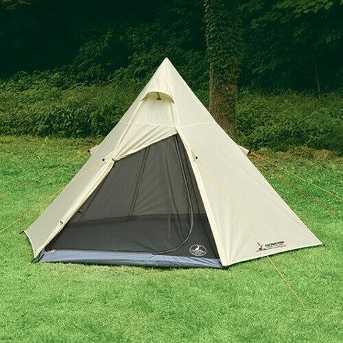 キャプテンスタッグ CAPTAINSTAG キャンプ テント CSクラシック ワンポールテント ヘキサゴン 300UV 4人用 UA-34