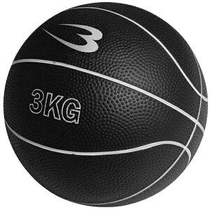 11日迄■お得なクーポン配布中■ボディメーカー BODYMAKER メディシンボール 3kg ブラック MBG23