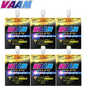 ヴァーム VAAM ヴァームアスリートゼリー パイナップル風味 6本パック×4セット 24本入り 180g/1本 2650008