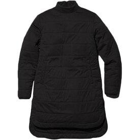 スノーピーク snowpeak レディース ワンピース フレキシブル インサレーションシュラウド Flexible Insulated Shroud ブラック SW-19AW011