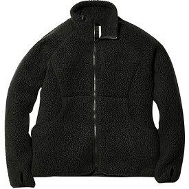 スノーピーク snowpeak メンズ レディース クラシックフリースジャケット Classic Fleece Jacket ブラック SW-19AU004
