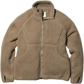 スノーピーク snowpeak メンズ レディース クラシックフリースジャケット Classic Fleece Jacket カーキ SW-19AU004
