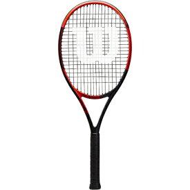 ウイルソン Wilson 硬式 テニスラケット ガット張り上げ済 グリップ2 BLX FIERCE RKT SC 186 WRT56820S2