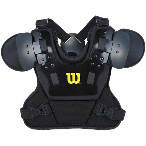 【送料無料】ウイルソン(Wilson) 軟式用アンパイアチェストプロテクター WTA3250RB 【野球 ベースボール 軟式野球 防具 審判用】