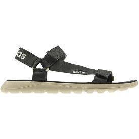 アディダス adidas メンズ レディース コンフォートサンダル Comfort Sandals レジェンドアース/レジェンドアース/サバンナ HJ596 EG6515