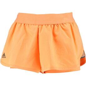 アディダス adidas レディース テニスウェア クラブショーツ CLUB SHORTS アンバーティント/グレーシックス FRO16 FK7000
