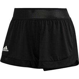 アディダス adidas レディース テニスウェア ゲームセット マッチ ショーツ GAMESET MATCH SHORTS ブラック GLL24 FK0551