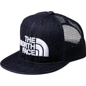 ノースフェイス THE NORTH FACE キッズ トラッカーメッシュキャップ Kids' Trucker Mesh Cap インディゴ NNJ01912 ID 男の子 女の子
