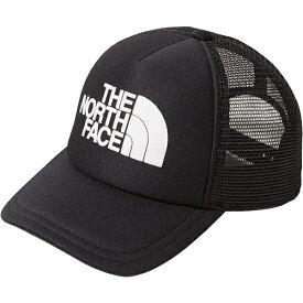 ノースフェイス THE NORTH FACE メンズ レディース ロゴメッシュキャップ LOGO MESH CAP ブラック フリーサイズ NN02045 K