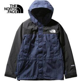 ノースフェイス THE NORTH FACE メンズ マウンテンライトデニムジャケット Mountain Light Denim Jacket インディゴ NP12032 ID