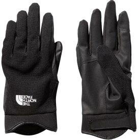 ノースフェイス THE NORTH FACE メンズ レディース シンプルトレッカーズグローブ Simple Trekkers Glove ブラック NN12004 K