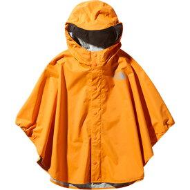 ノースフェイス THE NORTH FACE ベビー レインポンチョ B Rain Poncho 90cm フレームオレンジ NPB12050 FO