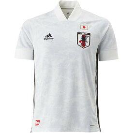 【3/5迄★最大2000円OFFクーポン配布中】アディダス adidas メンズ サッカー 日本代表 JFA2020 アウェイジャージー ホワイト GEM13 ED7352