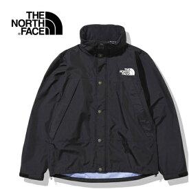 ノースフェイス THE NORTH FACE メンズ マウンテンレインテックスジャケット Mountain Raintex Jacket ブラック NP12135 K