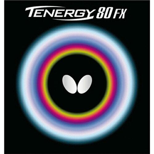 バタフライ Butterfly テナジー・80・FX ブラック BUT 05940 278