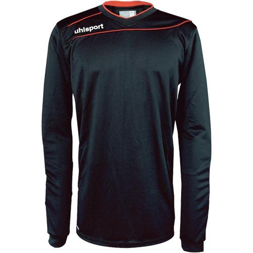 ウールシュポルト uhlsport サッカー キーパーシャツ ストリーム3.0 BLK/WHT/RED 1005702 03