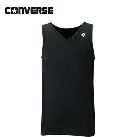 コンバース CONVERSE サポートインナーシャツ CB251702 ブラック メンズ