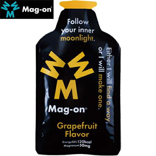 マグオン Mag-on マグネシウムチャージサプリメント エナジージェル グレープフルーツ味 12個入り TW210121