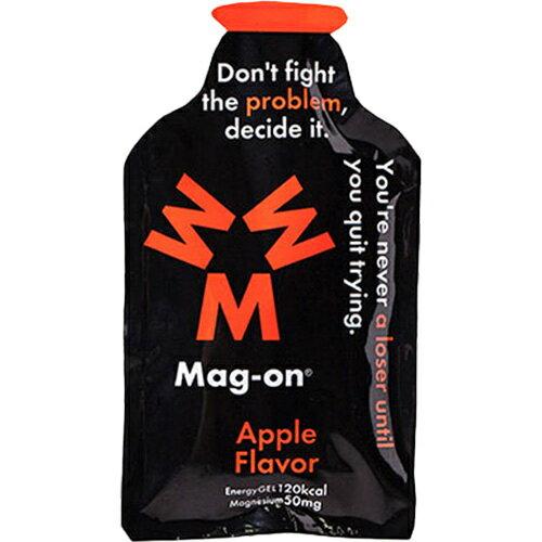 マグオン Mag-on マグネシウムチャージサプリメント エナジージェル アップル味 12個入り TW210151