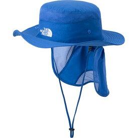 ノースフェイス THE NORTH FACE キッズサンシールドハット Kid's Sunshield Hat TH/ターキッシュブルー NNJ01810 男児 女児