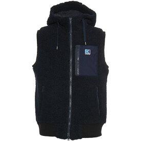 ヘリーハンセン HELLY HANSEN メンズ アウター ファイバーパイルサーモ ベスト FIBERPILE THERMO Vest ネイビー HOE51855 N