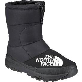 ノースフェイス THE NORTH FACE メンズ レディース シューズ ヌプシダウンブーティー Nuptse Down Bootie TNFブラック×ブラック NF51877 KK