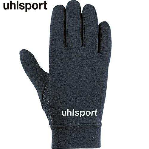 ウールシュポルト(uhlsport) GKインナーグラブII U-81805 ブラック 【キーパーグローブ GK】