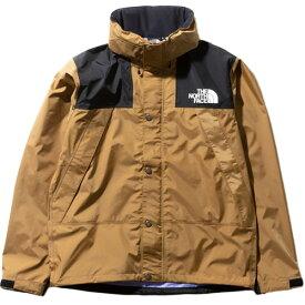 ノースフェイス THE NORTH FACE メンズ マウンテンレインテックスジャケット Mountain Raintex Jacket ブリティッシュカーキ NP11935 BK