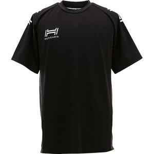 ハンガリア Hungaria ラグビー プラクティスシャツ TR PRACTICE SHIRT ブラック HGT001 BK