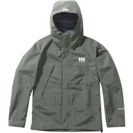 ヘリーハンセン HELLY HANSEN メンズ スカンザライトジャケット Scandza Light Jacket セージ HOE11903 SA