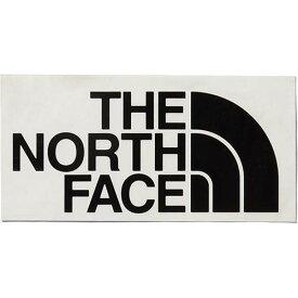 ノースフェイス THE NORTH FACE TNFカッティングステッカー TNF CUTTING STICKER ブラック NN88106 K