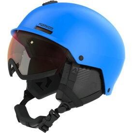 マーカー MARKER ジュニア スキー用品 ヘルメット ヴィジョ VIJO 51-56cm ブルー 169922.80 キッズ