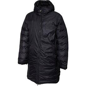 アディダス adidas メンズ サッカー TANロゴパデッドコート TAN Long Padded Coat ブラック GDS58 EC7003