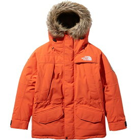 ノースフェイス THE NORTH FACE メンズ アンタークティカパーカ Antarctica Parka パパイヤオレンジ ND91807 PG