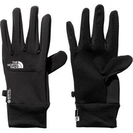 ノースフェイス THE NORTH FACE ウィンドストッパーイーチップグローブ Windstopper Etip Glove ブラック NN61915 K