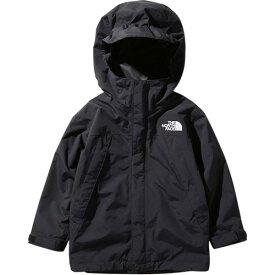 ノースフェイス THE NORTH FACE キッズ スクープジャケット Scoop Jacket ブラック NPJ61913 K