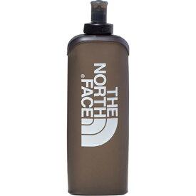 ノースフェイス THE NORTH FACE ランニングソフトボトル500 Running Soft Bottle 500 クリアグレー NN31902 CG