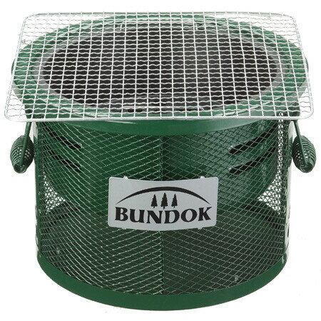 バンドック BUNDOK キャンプ 七輪 メッシュシチリン BD-373